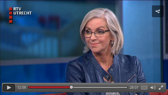 NVL Voorzitter In Gesprek Bij RTV Utrecht