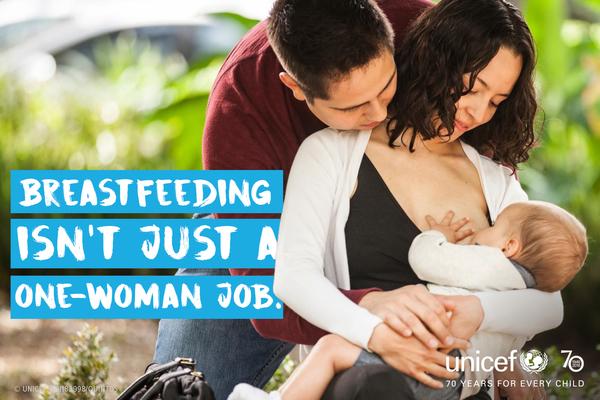 Helft Baby's Krijgt Geen Borstvoeding In Het Eerste Uur