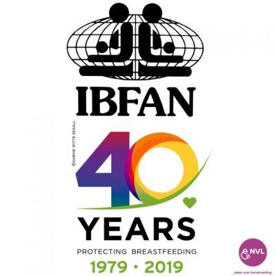 IBFAN 40 Jarig Jubileum